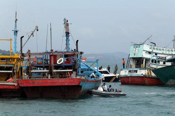 INDONESIA-FISHING-DIPLOMACY