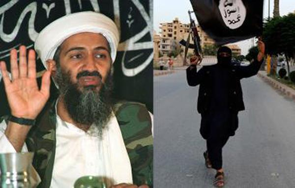 Bin-Laden-versus-ISIS