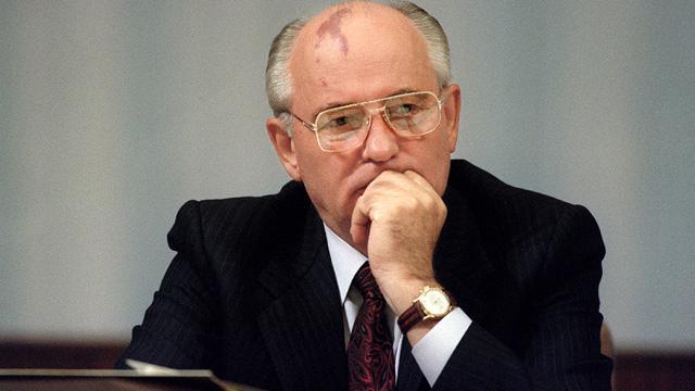 អតីតមេដឹកនាំសហភាពសូវៀតលោក Mikhail Gorbachev