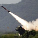 File photo of a U.S.-made Patriot missile launch in Taiwan