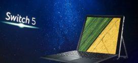 Acer បង្ហាញ laptop ថ្មីអាចផ្ដាច់ចេញជាពីគ្នា