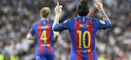 ខ្សែប្រយុទ្ធ Lionel Messi មានសង្ឃឹមខ្ពស់ទទួលបានស្បែកជើងមាសរបស់ទ្វីបអឺរ៉ុប