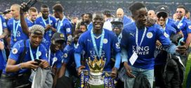 កីឡាករ Kante ឈ្នះពានកីឡាករលេងល្អ ខណៈខ្សែបម្រើ Alli ឈ្នះពានកីឡាករវ័យក្មេងប្រចាំឆ្នាំនៅ Premier League