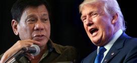 លោកដូណាល់ ត្រាំ អញ្ជើញលោកRodrigo Duterte ធ្វើទស្សនកិច្ចនៅវ៉ាស៊ីនតោន
