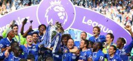 ក្លិបតោខៀវ Chelsea ទទួលបានប្រាក់៣៨លានផោនសម្រាប់ជើងឯកឆ្នាំនេះ