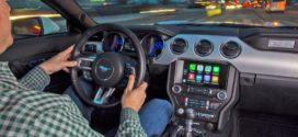 ក្រុមហ៊ុន Ford បានបំពាក់ប្រព័ន្ធ Android Auto និង CarPlay ក្នុងរថយន្តឆ្នាំ 2016