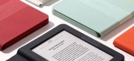 នេះជា E-reader របស់បារាំងជាមួយនឹង smart case ចំរុះពណ៌