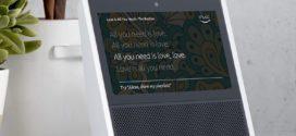 Amazon ដាក់បង្ហាញ Alexa card នៅឯ Echo Show