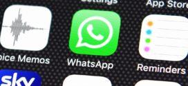 សារ WhatsApp កំពុងត្រូវបានរារាំងមិនឲ្យប្រើប្រាស់នៅក្នុងប្រទេសចិន