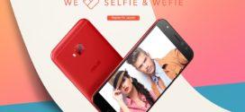 ទូរស័ព្ទស៊េរី Asus Zenfone 4 ផ្តល់ជូននូវកាមរ៉ាពីរនៅលើទូរស័ព្ទប្រាំម៉ូដែលនិងមានមួយម៉ូដែលអាចថតវីដេអូ Selfie 4K