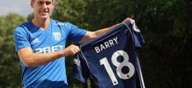 West Brom ទិញបានខ្សែបម្រើជើងចាស់អង់គ្លេស Gareth Barry