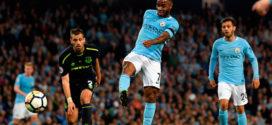 Man City បានត្រឹមស្មើ Everton ១-១ ក្នុងទឹកដីខ្លួនឯង