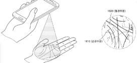ក្រុមហ៊ុន Samsung កំពុងសិក្សាលើទូរស័ព្ទដែលអាចស្កេនបាតដៃរបស់អ្នក
