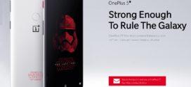 ទូរស័ព្ទ OnePlus ចេញរចនាម៉ូត 'Star Wars' 5T សម្រាប់រឿង 'The Last Jedi