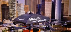 ក្រុមហ៊ុន Amazon ព្យាករណ៍ថាយន្តហោះ Drone ដែលបំផ្លិចបំផ្លាញខ្លួនឯងក្នុងករណីសង្គ្រោះបន្ទាន់