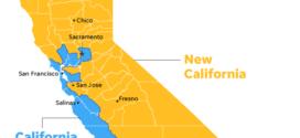 New California ប្រកាសឯករាជ្យចេញពីរដ្ឋកាលីហ្វ័រនីញ៉ាក្លាយជារដ្ឋទី៥១របស់អាមេរិក