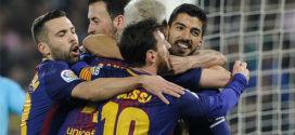 Real Madrid បំបាក់ក្រុមភ្ញៀវទក់សាច់ ខណៈ Barcelona រក្សាកំណត់ត្រាមិនដែលចាញ់នៅ La Liga សប្តាហ៍ទី២០
