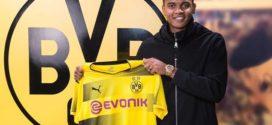 Borussia Dortmund បានខ្សែការពារស្វីស Manuel Akanjiមកជួយពង្រឹងក្រុម