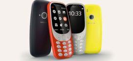 Nokia 3310 ត្រលប់មកវិញជាលើកទីបី ជាមួយនឹងការធ្វើឱ្យប្រសើរ