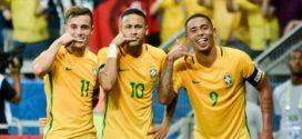 ប្រេស៊ីលបញ្ចេញឈ្មោះកីឡាករ១១នាក់ដំបូងសម្រាប់ព្រឹត្តិការណ៍ World Cup ២០១៨