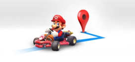 ឥឡូវនេះ Mario អាចណែនាំផ្លូវរបស់អ្នកនៅក្នុង Google Maps
