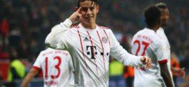 ក្រោយលេងជាលក្ខណៈខ្ចីជើង James Rodriguez ត្រូវបានក្លិប Bayern Munich ត្រៀមទិញជាផ្លូវការ