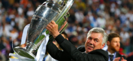 Napoli តែងតាំងលោក Carlo Ancelotti ជាអ្នកចាត់ការទូទៅថ្មី