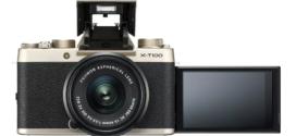 Fujifilm ប្រកាសកាមេរ៉ាកញ្ចក់ថ្មី X-T100 សម្រាប់តម្លៃ 599 ដុល្លារ