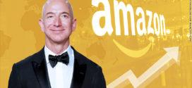 មហាសេដ្ឋីពិភពលោកបច្ចុប្បន្នបានទៅលើប្រធានក្រុមហ៊ុន Amazon