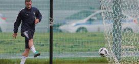 ខ្សែប្រយុទ្ធបារំាងAntoine Griezmann បដិសេធលុយ៨៧លានផោន ពីBarcelona ដើម្បីបន្តនៅ Atletico Madrid