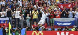 មិត្តស្រីរបស់ Cristiano Ronaldo ធ្វើរឿងភ្ញាក់ផ្អើលមួយពេលព័រទុយហ្គាល់យកឈ្នះម៉ារ៉ុក