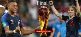 កក្រើកពិភពលោក! បារាំង ឬក្រូអាតជាម្ចាស់ ជើងឯក World Cup 2018 ?