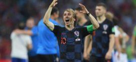 ក្រូអាត ឡើងទៅវគ្គផ្តាច់ព្រ័ត្រ FIFA World Cup 2018 ជាប្រវត្តិសាស្ត្រ បន្ទាប់ពីពួកគេបានយកឈ្នះអង់គ្លេស ២-១