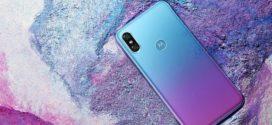 ទូរស័ព្ទចុងក្រោយបំផុតរបស់ Motorola ពិតជាដូច iPhone X ជាមួយនឹងការលាបពណ៍របស់ក្រុមហ៊ុន Huawei