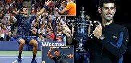 Novak Djokovicឈ្នះជើងឯកUS Open ជាលើកទី៣