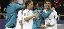 Ronaldo, Modric និង Salah ក្លាយទៅជាបេក្ខជនចុងក្រោយដែលអាចឈ្នះពានរង្វាន់កីឡាករល្អបំផុតប្រចាំឆ្នាំ២០១៨