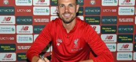 Jordan Henderson ប្រធានក្រុមហង្សក្រហម Liverpool បន្តកុងត្រាថ្មី៥ឆ្នាំទៀត