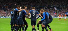 ម្ចាស់ជើងឯក World Cup បារាំងបន្តភាពខ្លាំងយកឈ្នះហុល្លង់2-1