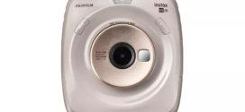 កាមេរ៉ា Instax Square SQ20 របស់ Fujifilm អាចថតផ្តិតរូប និង ថតវីដេអូបាន