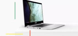 ក្រុមហ៊ុន Asus បានប្រកាសកុំព្យូទ័រ midrange Chromebook ដែលមានអេក្រង់ touchscreen ទំហំ 14 អ៊ីញ