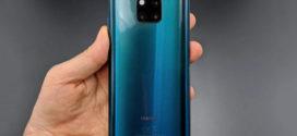ក្រុមហ៊ុន Huawei Mate 20 Pro អាចសាកថ្មដោយគ្មានខ្សែជាមួយឧបករណ៍ផ្សេងទៀត