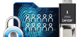 SB 3.0 flash drive របស់ Lexar អាចរក្សាទុកស្នាមម្រាមដៃរហូតដល់ទៅ 10 នាក់
