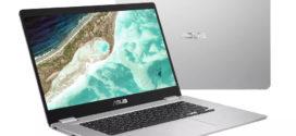 ក្រុមហ៊ុន Asus នឹងបើកដំណើរការ Chromebook ទំហំ 15 អ៊ីញជាលើកដំបូងរបស់ខ្លួន
