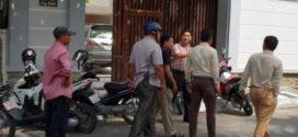 បុរស៣នាក់ជាបុគ្គលិករបស់ក្រុមហ៊ុនអចលនទ្រព្យ Business Channel Cambodia ត្រូវបានកម្លាំងមានសមត្ថកិច្ចខណ្ឌចំការមនឃាត់ខ្លួន