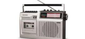 Crosley បាននាំយកមកវិញនូវ retro cassette decks