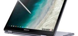 ក្រុមហ៊ុន Samsung បន្ថែម LTE ទៅ Chromebook Plus