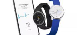 នាឡិកាឆ្លាតវៃថ្មីរបស់ Withings ជាមួយនឹង EKG sensor ដើម្បីប្រកួតជាមួយនាឡិកា Apple