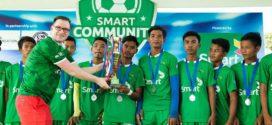 Smart Community Cup លើកកម្ពស់វិស័យកីឡាបាល់ទាត់ដល់យុវជនកម្ពុជាជាង៦០០នាក់