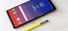 ក្រុមហ៊ុន Samsung កំពុងពិចារណាលើការដាក់កាមេរ៉ានៅក្នុងប៊ិច (stylus)