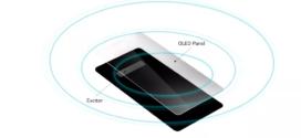 LG G8 មានអេក្រង់ OLED រំញ័រសម្រាប់ speaker